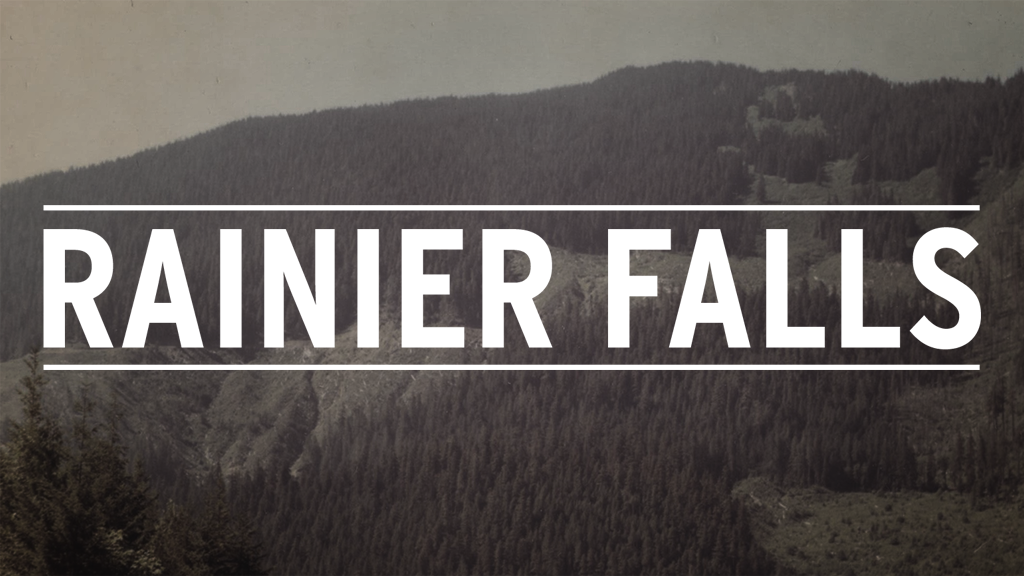 Rainier Falls project video thumbnail