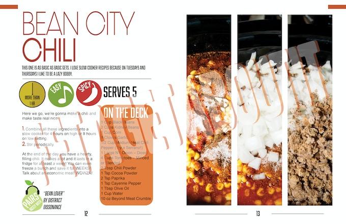 Bean City Chili - WIP