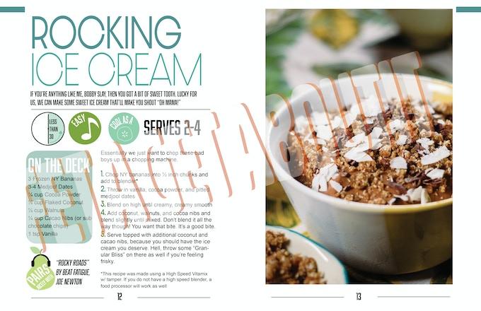 Rocking Ice Cream - WIP