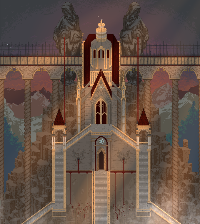 Bloodisfell Cathedral