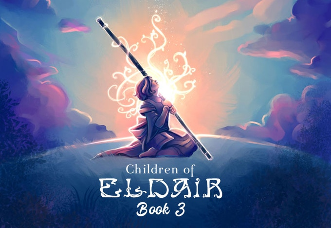 Children of Eldair can be read at www.eldair.com