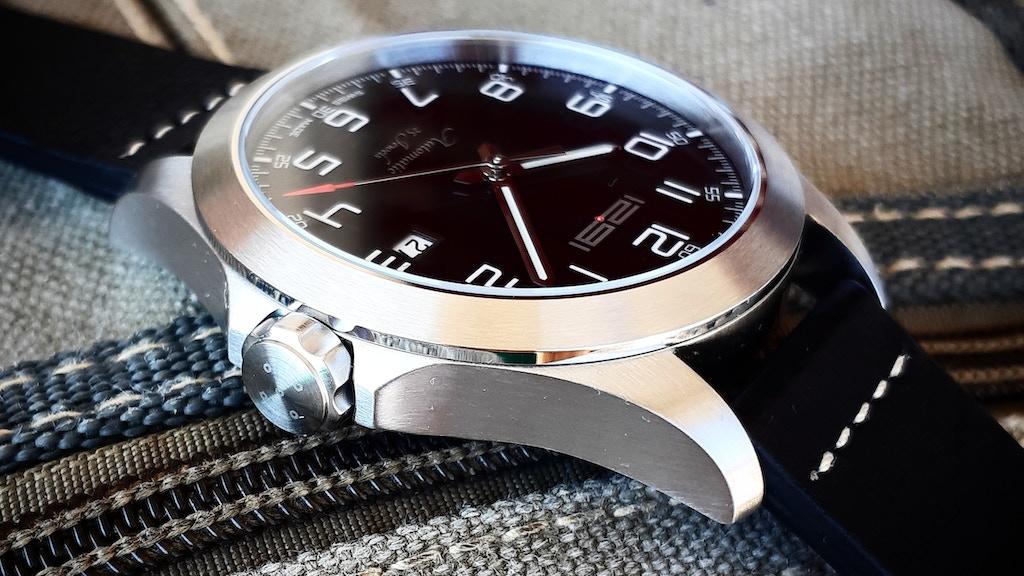 1291 Automatic Wrist Watch - Swiss Made - ETA 2824-2 project video thumbnail