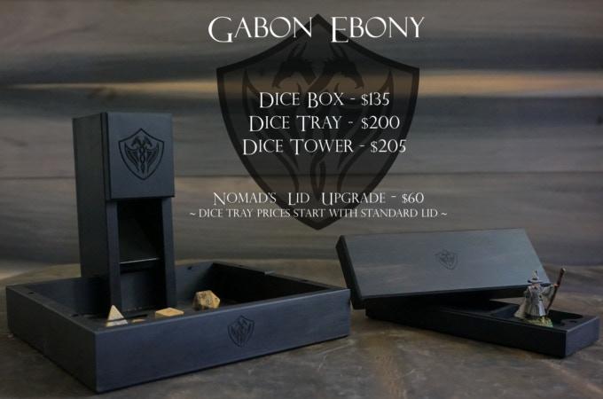 Gabon Ebony