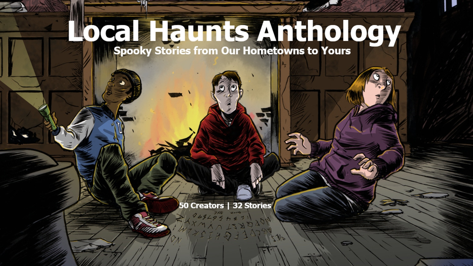 Spooky stories from our hometowns to yours.