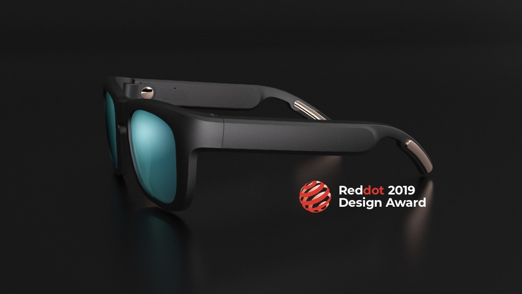 Mutrics: Stylish Smart Sunglasses with Surround Sound, $69