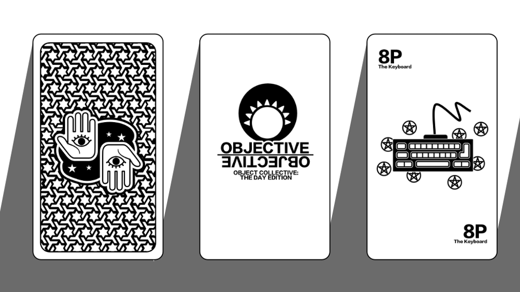 Project image for Objective: Object Collective Tarot Deck