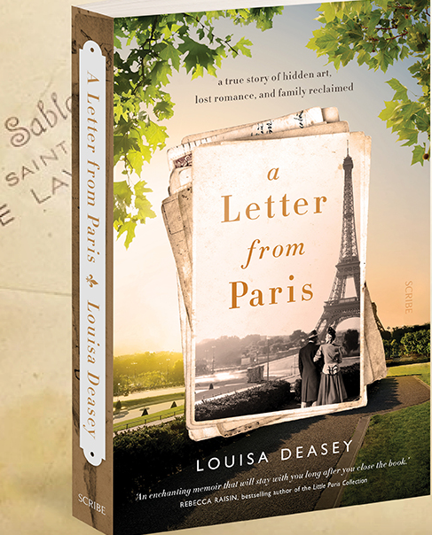 Since A Letter From Paris was published in 2018, there has been significant interest from the public in seeing my late father's memoir in full.