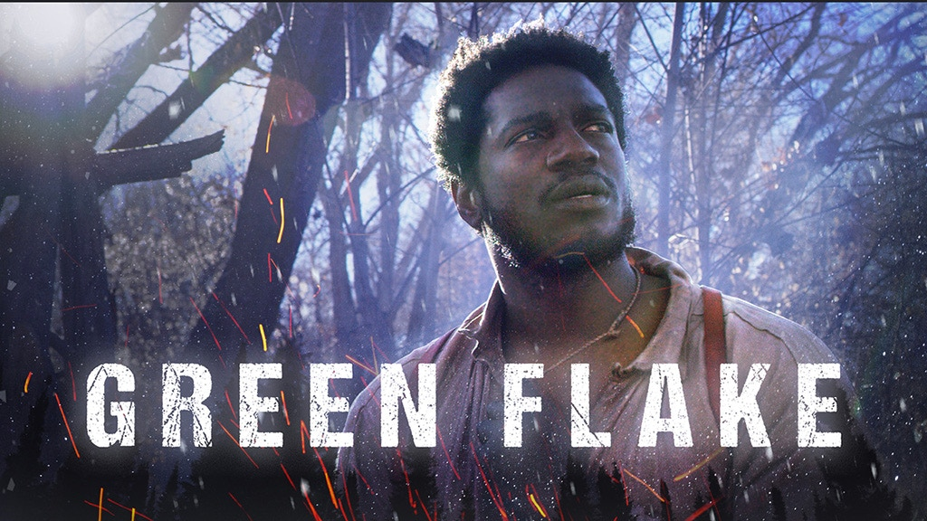Green Flake project video thumbnail