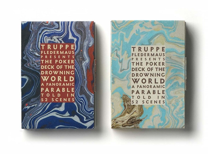 Fine Art edition, lava flow and floodplain editions