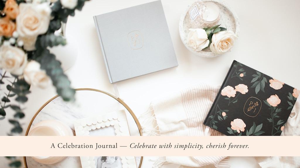 Preserve Journals | A Celebration Journal project video thumbnail