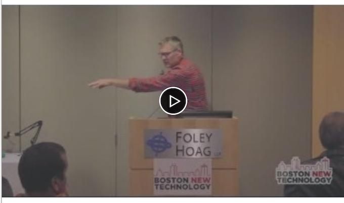 Boston New Technology Meetup - December 2018