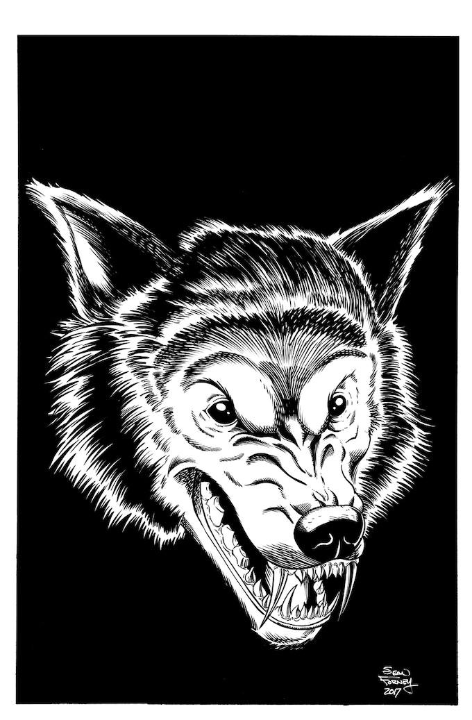 Werewolf Head - $100