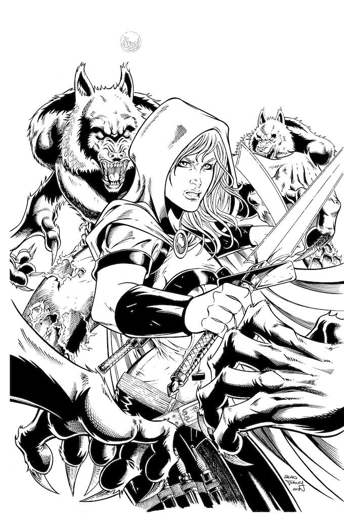 Print Art: WonderCon 2018 - $300