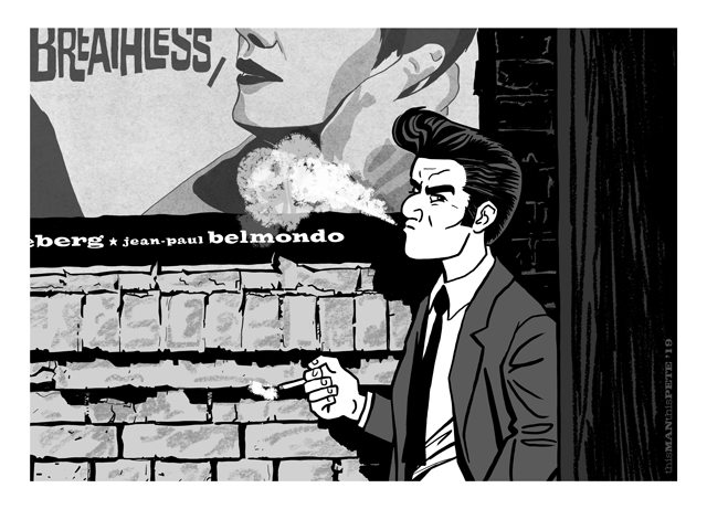 Guest Art Card by Pete Taylor (This Man This Pete)