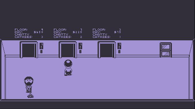 Level choices via lobby