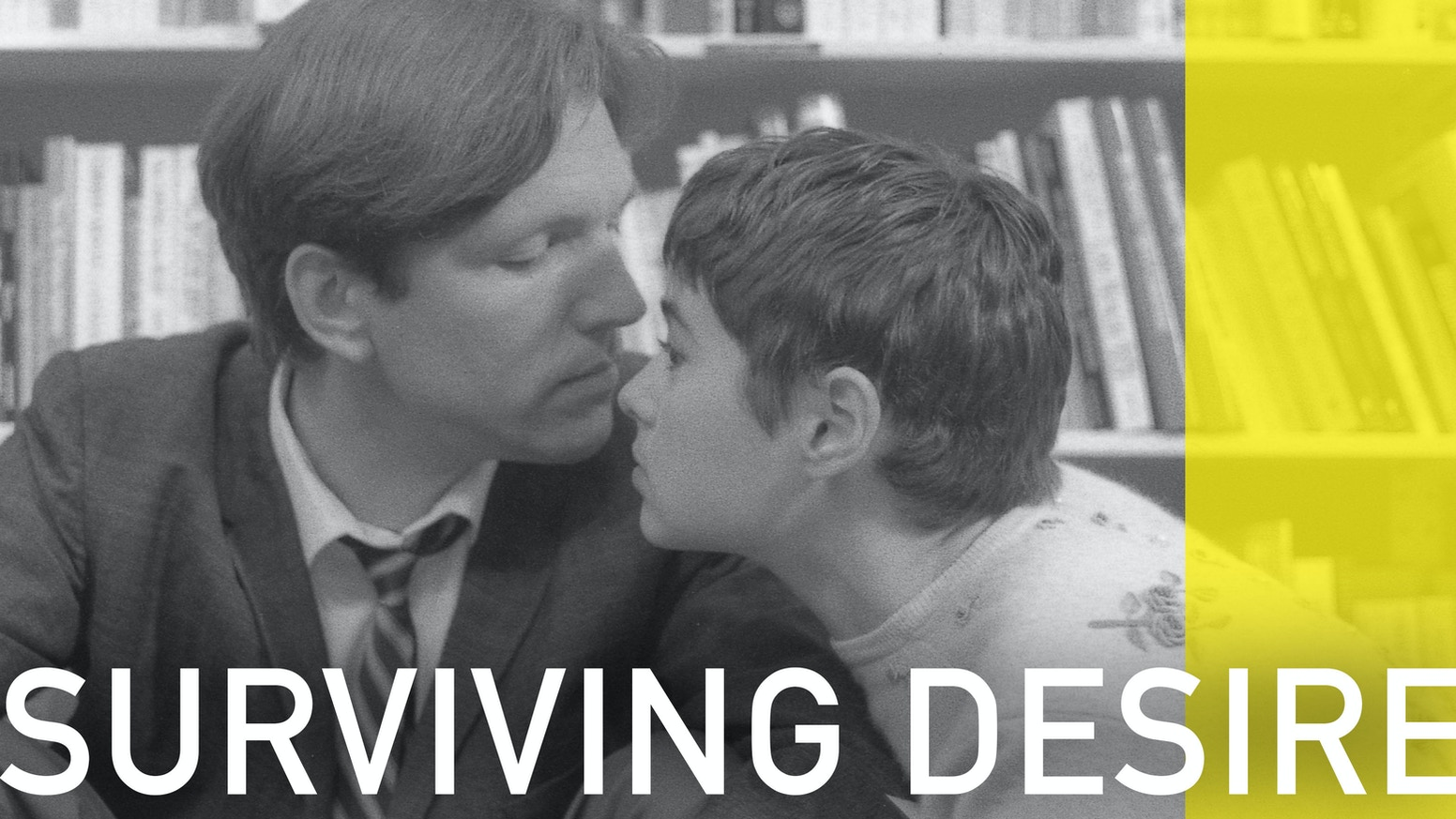 A two-disc Blu-Ray or DVD boxed-set of my film, SURVIVING DESIRE, and other short subjects newly restored in HD.