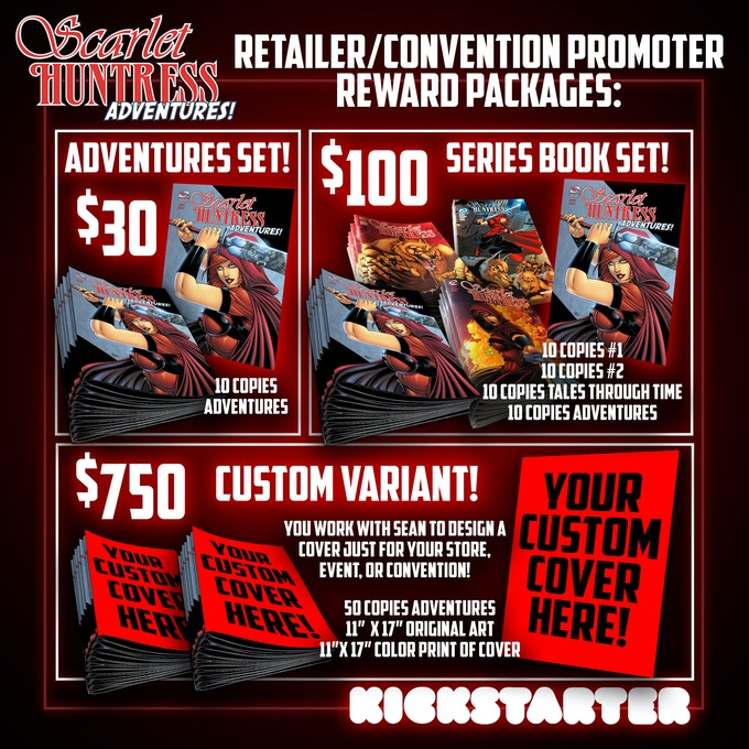 Retailer Packages!