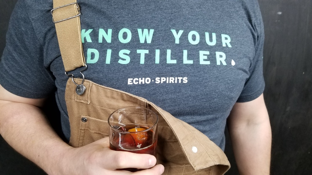Echo Spirits Distilling Co. project video thumbnail