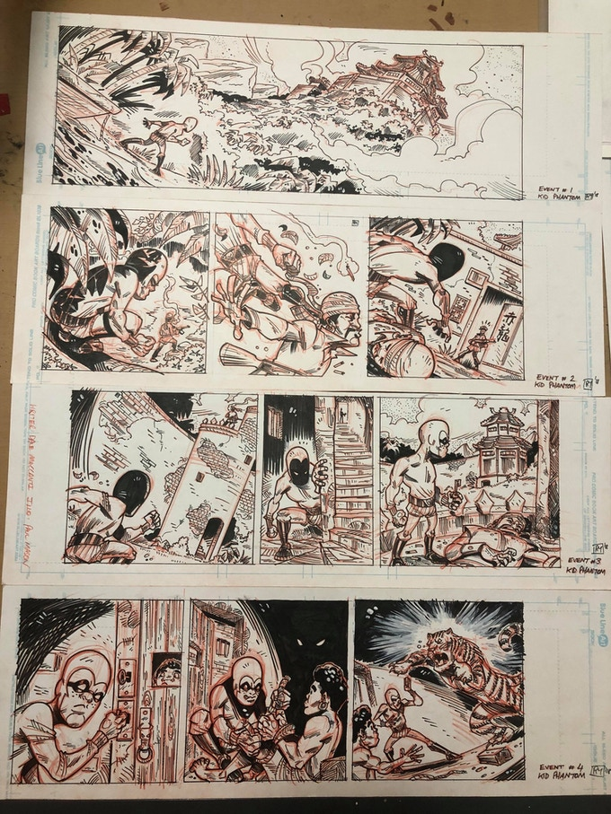 Illustrations by Paul Mason.