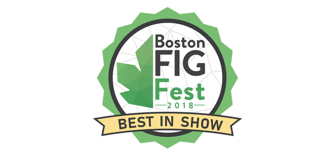 Crumbs won Best in Show at the Boston Festival of Indie Games in 2018