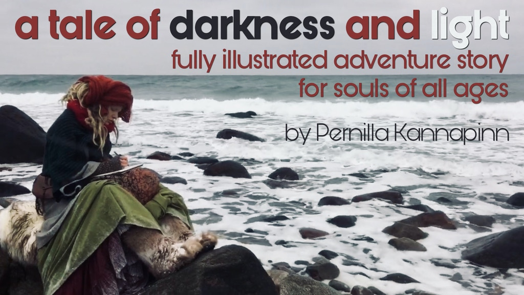 A tale of darkness and light - by Pernilla Kannapinn project video thumbnail
