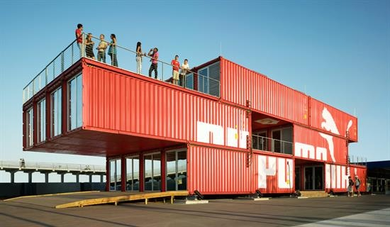 Our stretch goal is to build a new facility to house our museum.  Creating the museum with discarded shipping containers would both reduce cost and recycle otherwise waste products.  Imagine the CBD and THC molecules painted on the side of the building.