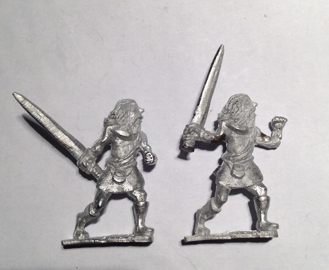 Sword Variant Highlanders