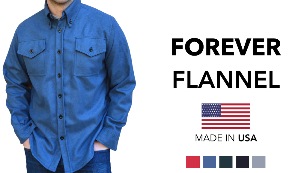 Forever Flannel | Almost Indestructible Wool Flannel Jacket project video thumbnail