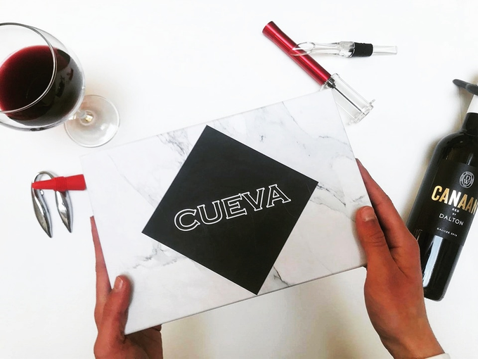 The Cueva Gift Chain Reaction