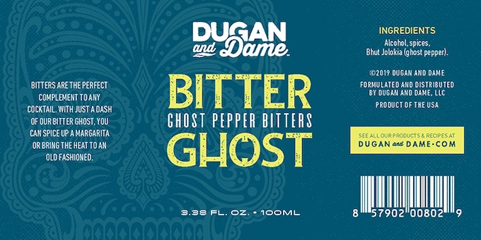 Cocktail Bitters & Tonics by Dugan & Dame by Dugan & Dame