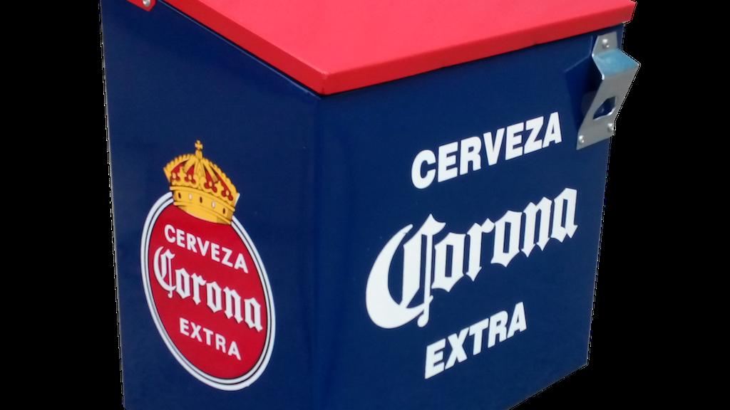 Project image for Hieleras de escritorio de Corona y de Coca