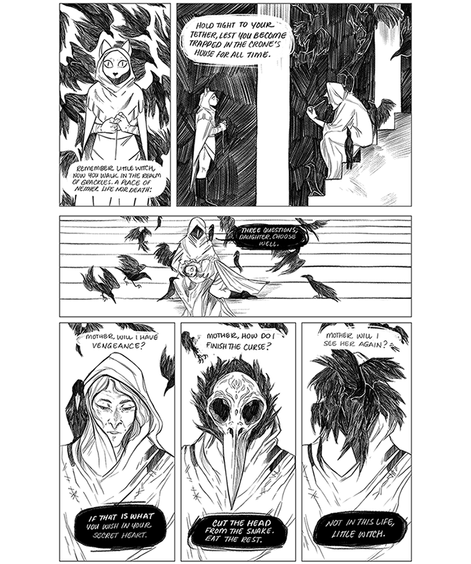 Eternal Witchcraft — A Comics Spellbook