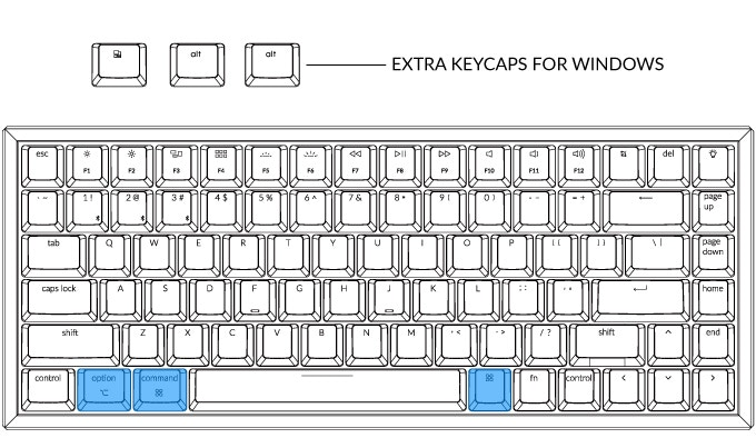 Click the image to check high resolution K2 layout