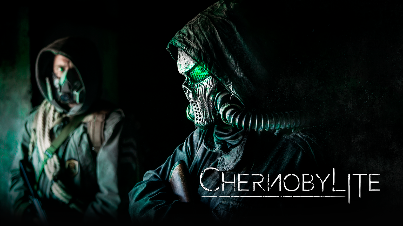 CHERNOBYLITE - survival horror in 3D-scanned Chernobyl Zone