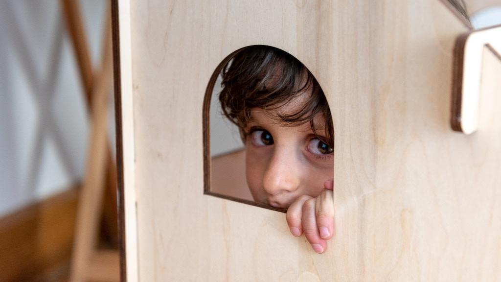 Nini: the new playful furniture for creative kids
