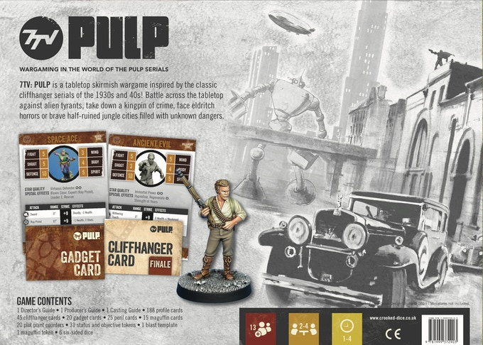 Box artwork for 7TV: Pulp
