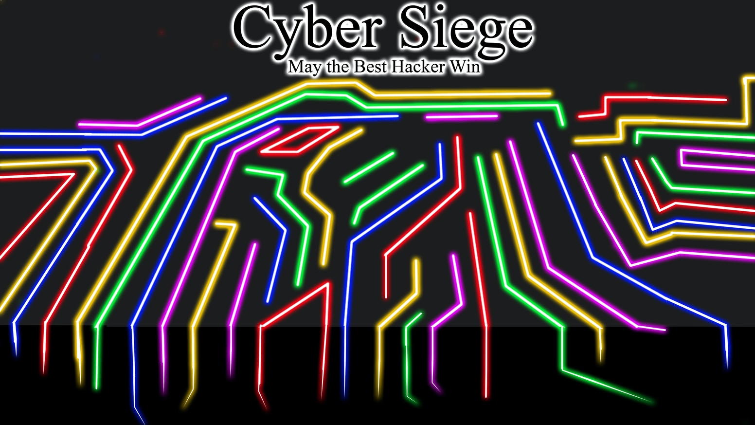 Cyber Siege is a strategy board game with elements of social collusion, quick player turns, easy rules set, and great replayability.