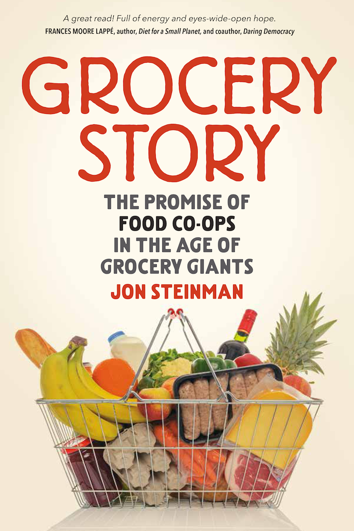A book to be published by New Society Publishers about the power of community-owned grocery stores in the age of grocery giants.