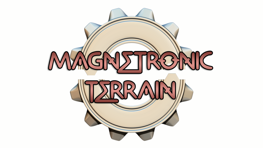Magnetronic Terrain - 28-32mm Magnetised Wargame Terrain project video thumbnail