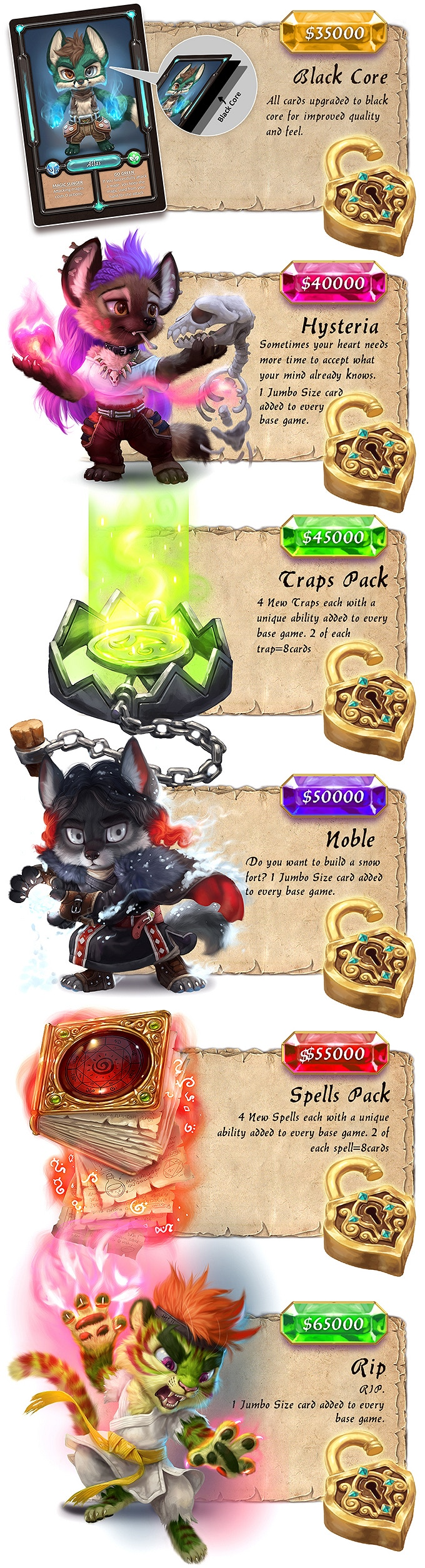 Fuzzy Mage Fight by Shadow Squirrel Games — Kickstarter
