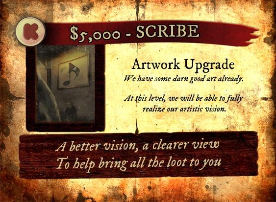 $5,000 - Artwork Upgrade