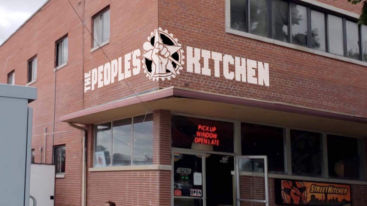 The People S Kitchen Open The Damn Restaurant By Zane