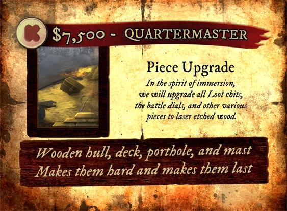 $7,500 - Piece Upgrade