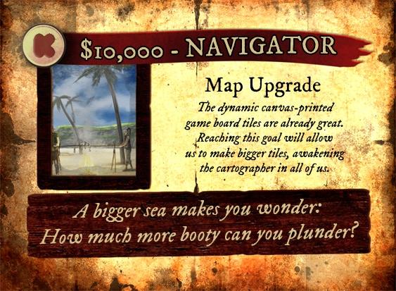 $10,000 - Map Upgrade