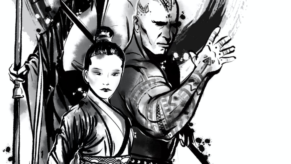 Project image for Once Upon a Time in Jianghu (Canceled)