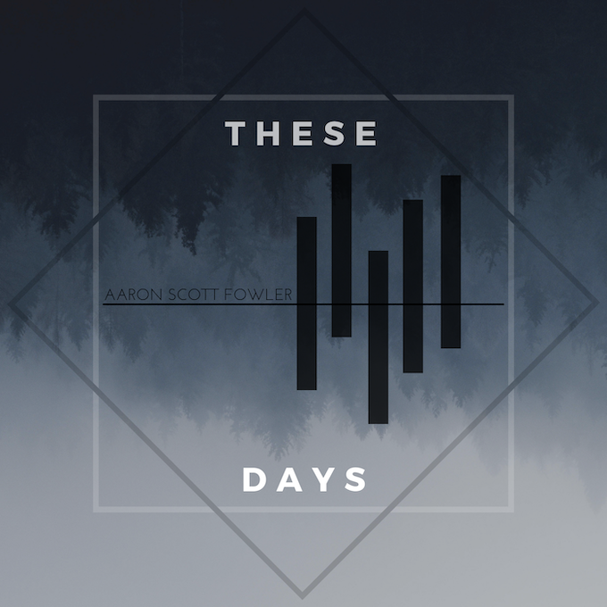 """These Days"" Album Cover (designed by Hannah Hoetmer)"