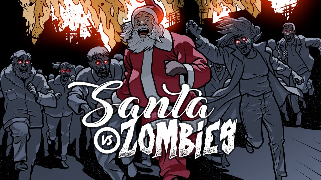 Project image for Santa VS Zombies