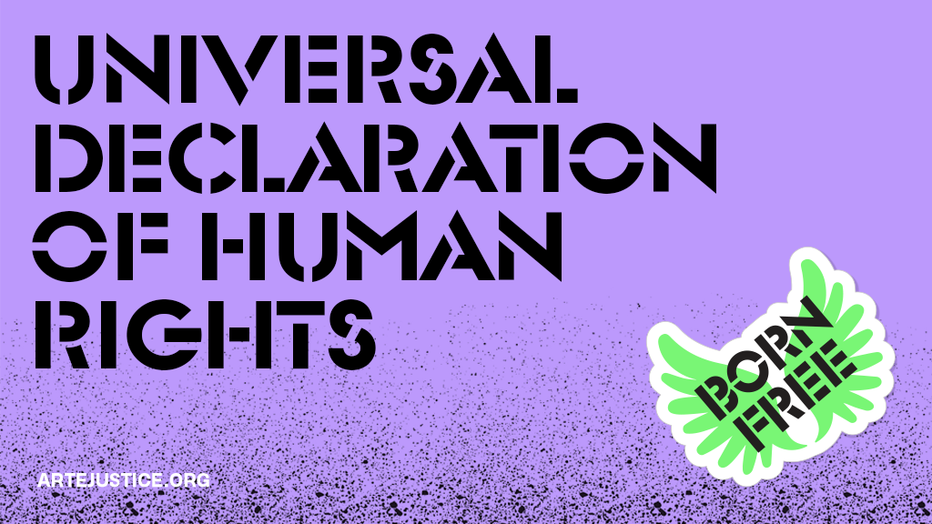 The Universal Declaration of Human Rights: REDESIGNED project video thumbnail