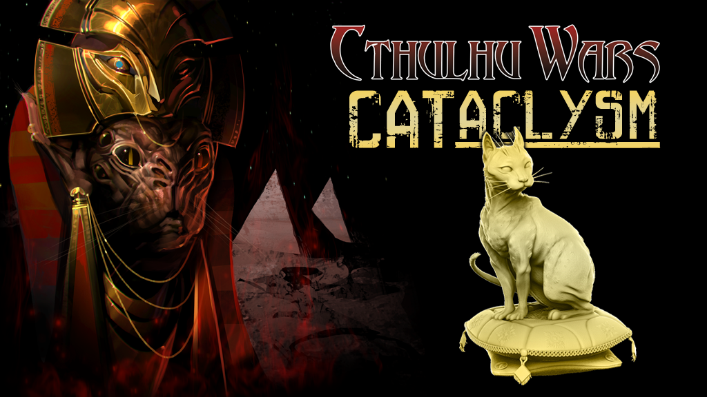 Cthulhu Wars: CATaclysm project video thumbnail