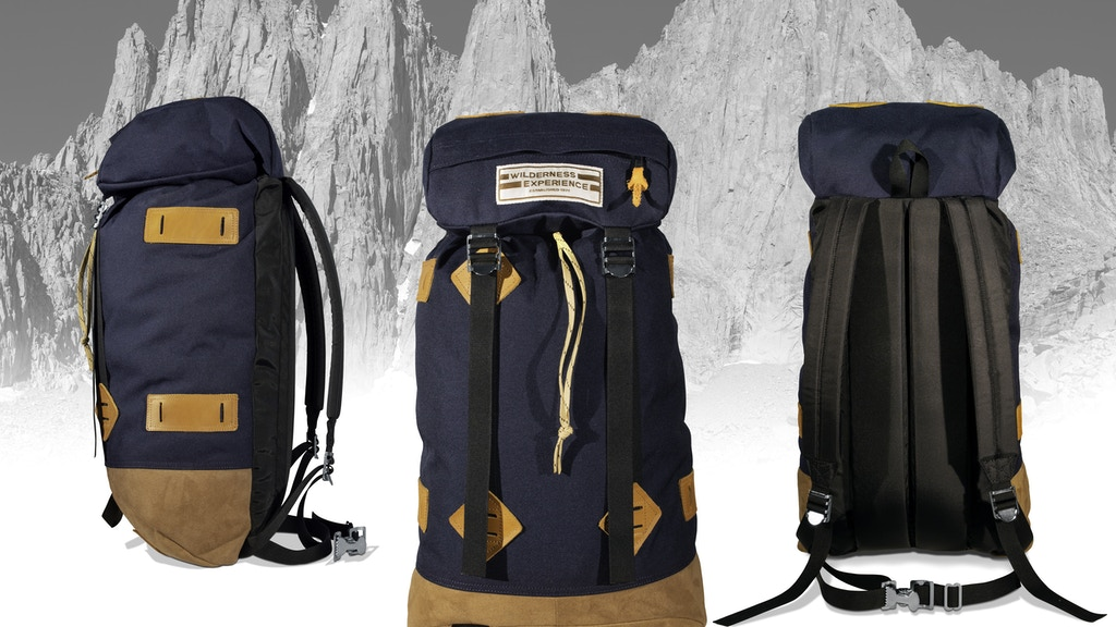 The Original Klettersack™ from Wilderness Experience® project video thumbnail